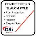Centre Spring Slalom Pole