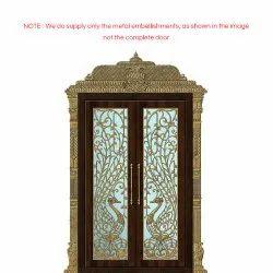 Pooja Room Door Accessories