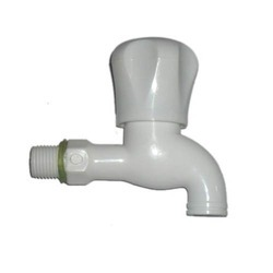 White PVC Water Tap, for Kitchen