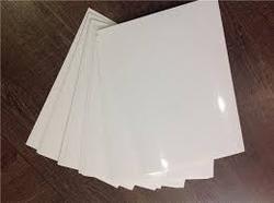 Plastic Coated Gumming Sheet