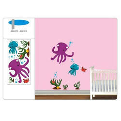 Aquatic Wall Graphics
