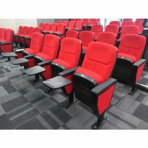 Writing Pad Auditorium Chair