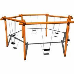 Hexagonal Swing