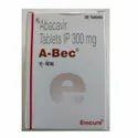300 Mg Abacavir Tablets