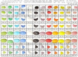 Plain Glass Beads For Jewelry Making