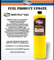 Oxy-Acetylene Brazing Torch Uniweld Map Gas