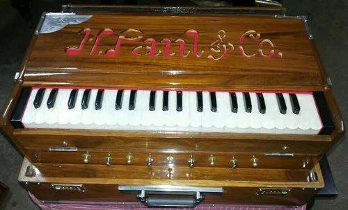 Musical Harmonium - Paul BH3S  3 Sets Special Reed Harmonium