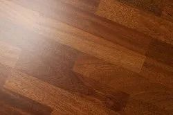 African Walnut Engineer Wood Flooring