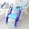 Baby Potty Training Seats With Step Ladder Trainer, Age Group: 1-2 Years