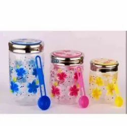 Royal Rio Fancy Jar 83 Medium 750ml 3pcs Set