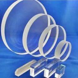 Silica White QUARTZ GLASS