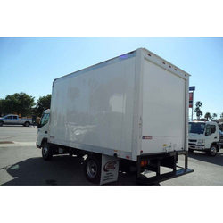 Cargo Delivery Van Body