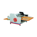 3 in 1 Creasing Perforation & Sticker Half Cutting Table Top Machine