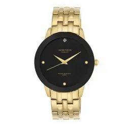 Armitron Palladian 42 Gents 20-4952BKGP Diamond Dial Bracelet Watch