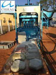 Chirag Multi Raw Material  Brick Machine