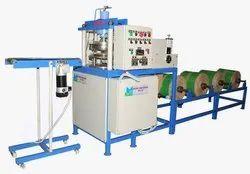 Fully Automatic Hydraulic Machine