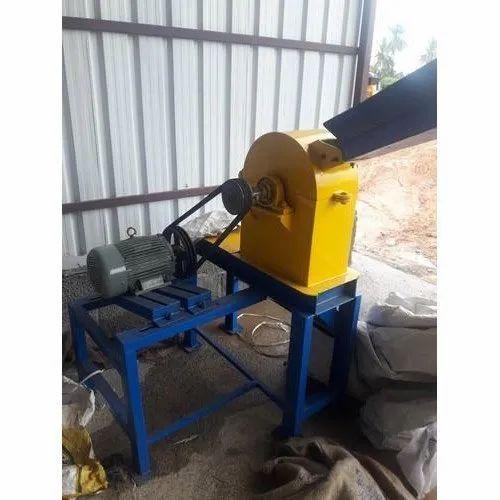 Semi Automatic Pulverizer Machine