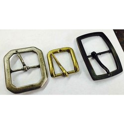 Brass Casted Belt Buckle