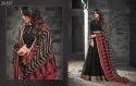 Embroidered Floor Length Anarkali Salwar Kameez