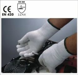 10G/PC/L/100 Seamless Knitted Polyamide Gloves