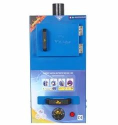 Ladies Sanitary Napkin Incinerator Machine MSMAXS 200