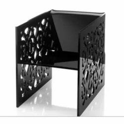 Acrylic Designer Chair