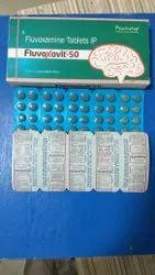 Fluvoxamine Maleate 50 mg & 100 mg