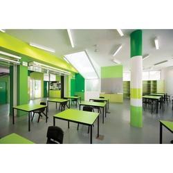 High School Interior Design Service
