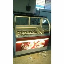 Ice Cream Freezers