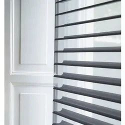 Cloth Horizontal Triple Shade Shangri La Blinds
