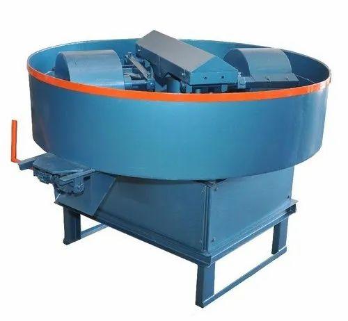 JTM Roller Pan Mixer