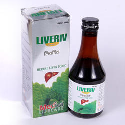 Syrup Herbal Liver Tonic, Packaging Type: Bottle, Packaging Size: 200 Ml