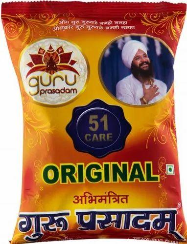 guru prasadam fogyás