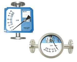 Rotameter Metal Tube