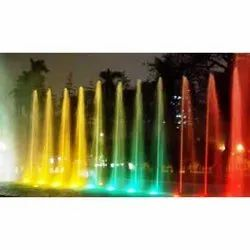 LED Jet Fountain
