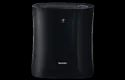 Black Sharp Plasmacluster Air Purifier With Mosquito Catcher