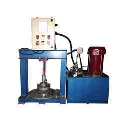 Hydraulic Paper Thali Machine