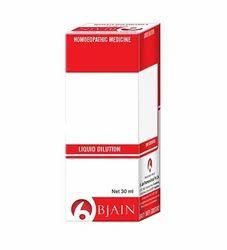 Liquid Dilutions, BJain Pharmaceuticals Pvt Ltd, Non prescription