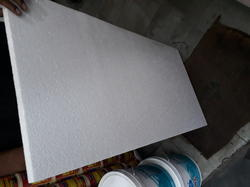 Thermocole Sheet 1.5x 3 Ft ,25mm Thick