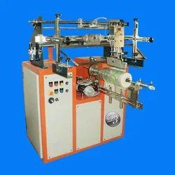 Manual Round Printing Machine, 220 V