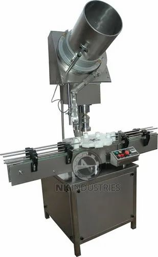 NK INdustries 1 Screw Cap Sealing Machine, 0.75, 1 Kw