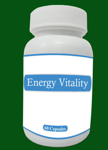 Energy Vitality Softgel Capsules