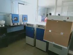 Laboratory For ISI Mineral Water Plant