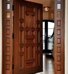 Designer Wooden Door, For Home