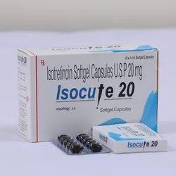 Isocute 20mg Capsule