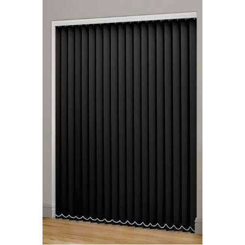 Fabric Blackout Vertical Blind Rs 75 Square Feet Accurate Multi