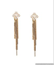 Light Weight Fancy Western Earrings For Every Occasion With Imported Stones