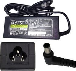 65w 19.5v 3.3a New Laptop Adapter Charger For Sony Vaio Vgp-