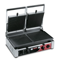 Commercial Double Sandwich Griller