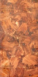 Ironwood Budcut Crotch Veneers